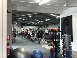 gym boxing classes Marrickville 1