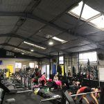 high intensity boxing class at rubens gym in marrickville