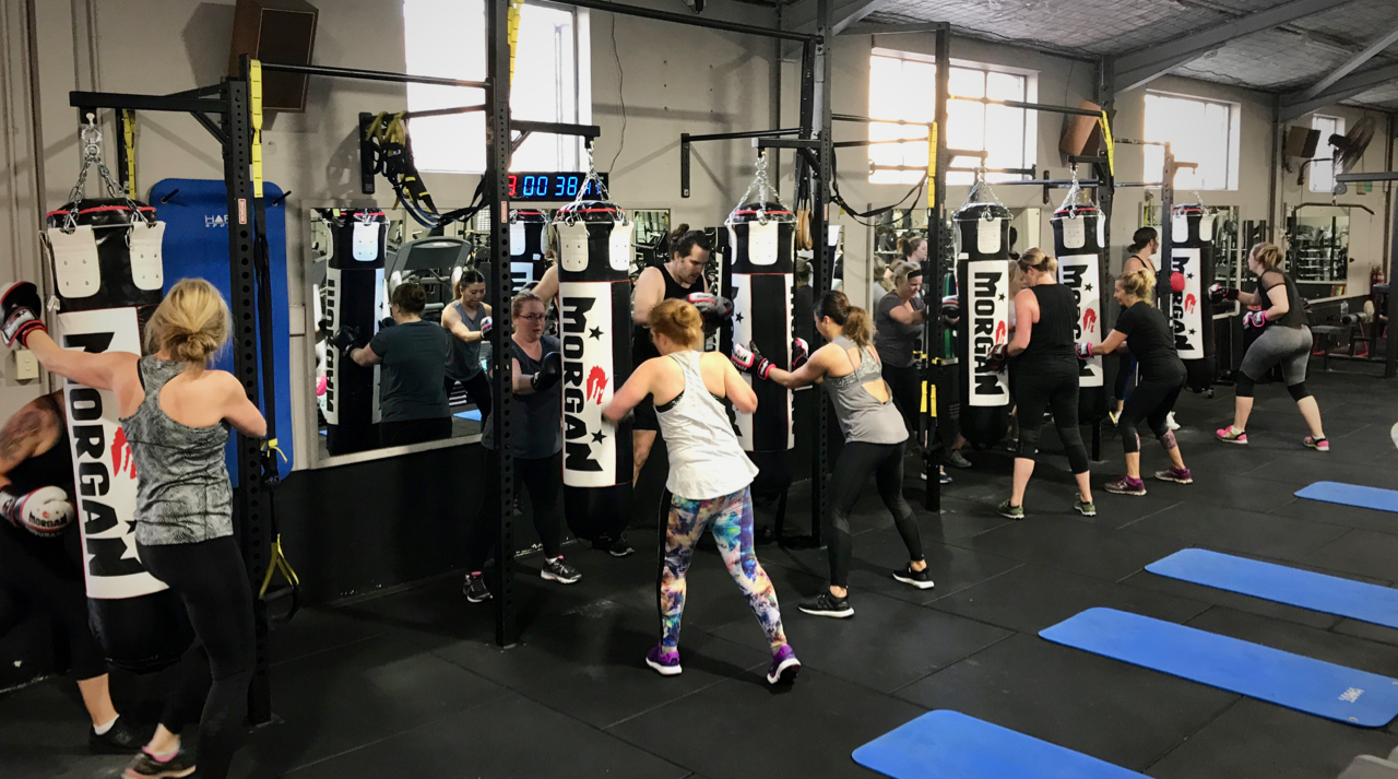 Inner West Marrickville Gym and Fitness | At Ruben's